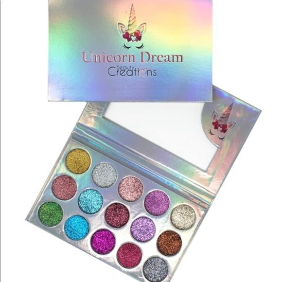 Beauty Creations Unicorn Glitter Eyeshadow